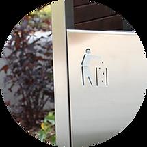 Personalizētas ielu mēbeles. Soli, galdi, atkritumu urnas. Veidojiet logo, zīmes, saukļus. Koka frēzēšanas, metāla riezšanas, metāla kodināšana. Ielu mēbeļu dizains. Pilsētas mēbeles. Pašvaldību un uzņēmumu logo