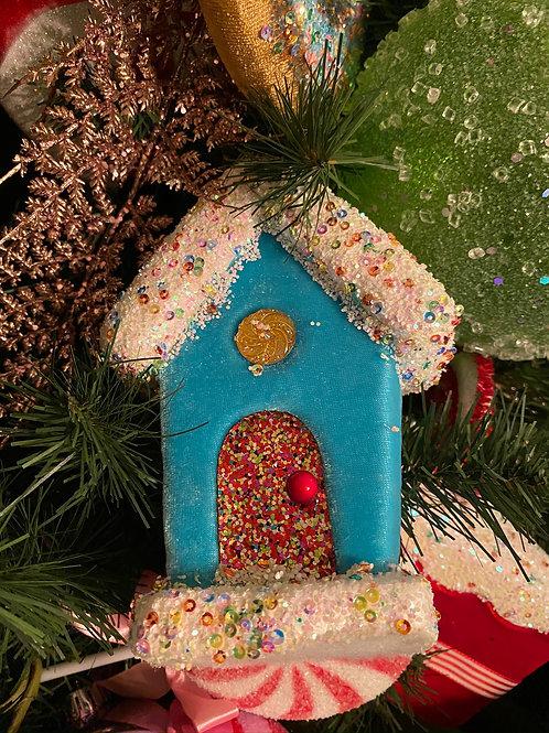 Gingerbread little house