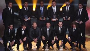 A Bola de Ouro mais disputada da era Messi e CR7