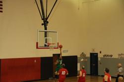 NBA action shots