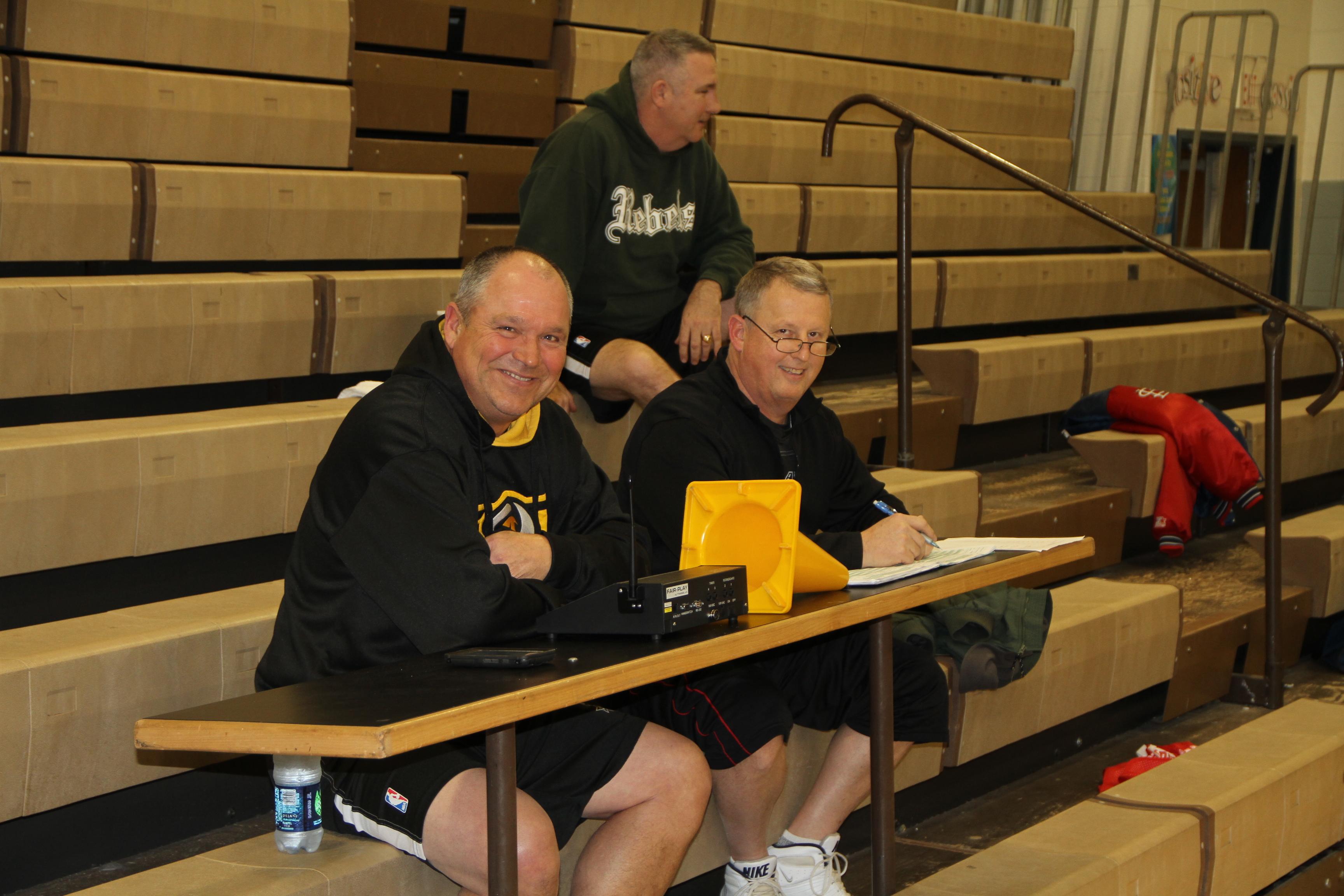 Frank & Paul Scorekeeping