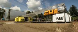 Solar Space Ship