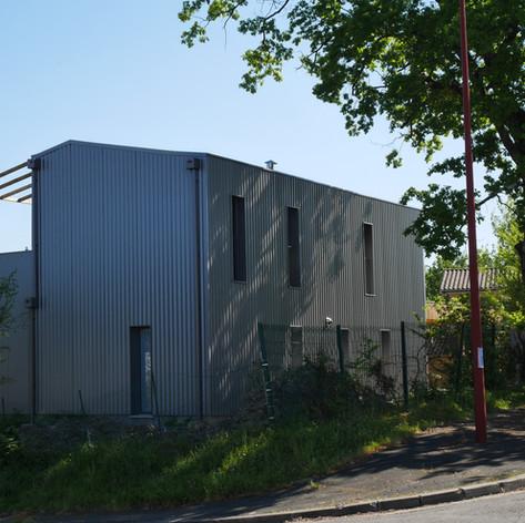Maison Passive Carbon Blanc