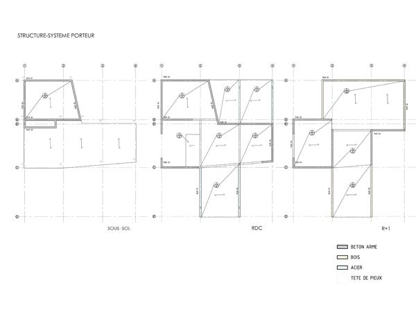 Maison Tetris