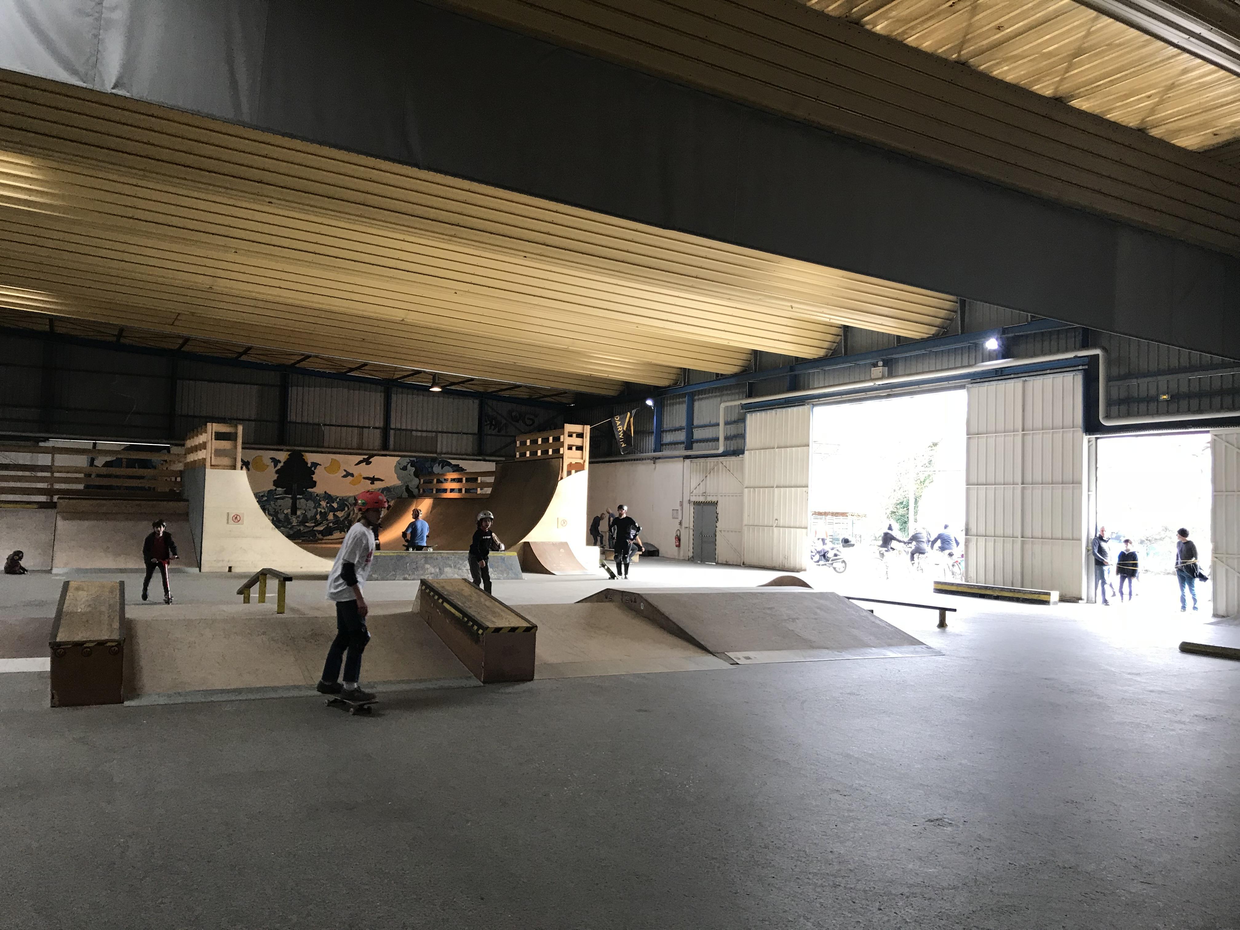 Skatepark à Darwin