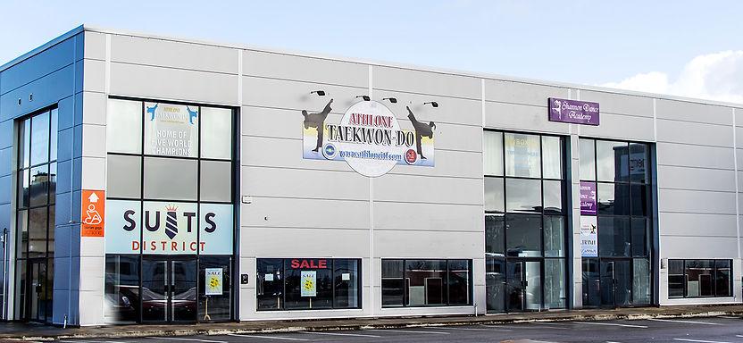 Athlone Taekwondo ITF