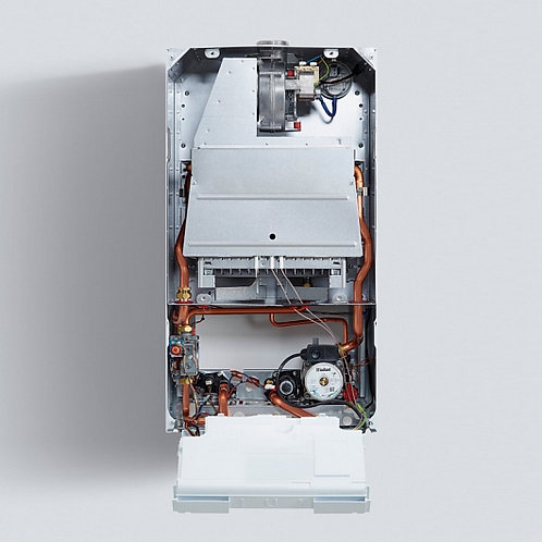 Настенный газовый двухконтурный котел Vaillant turboTEC plus VUW 282/5-5, 28 кВт