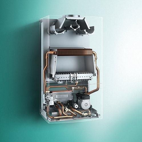 Настенный газовый двухконтурный котел Vaillant atmoTEC plus VUW 240/5-5 (24 кВт)