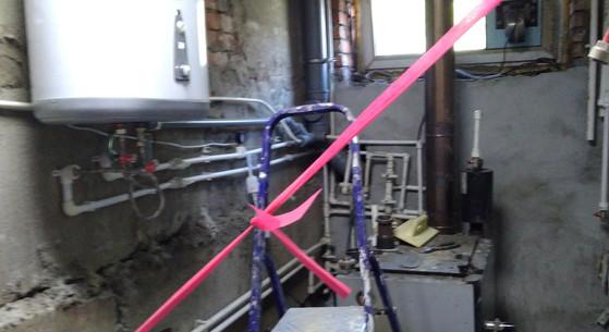 Переделка котельной в коттедже, д.п. Мочище