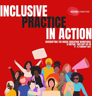 Sound Connections Conference - Inclusive Practice in Action