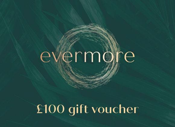 £100 gift voucher (e-voucher)