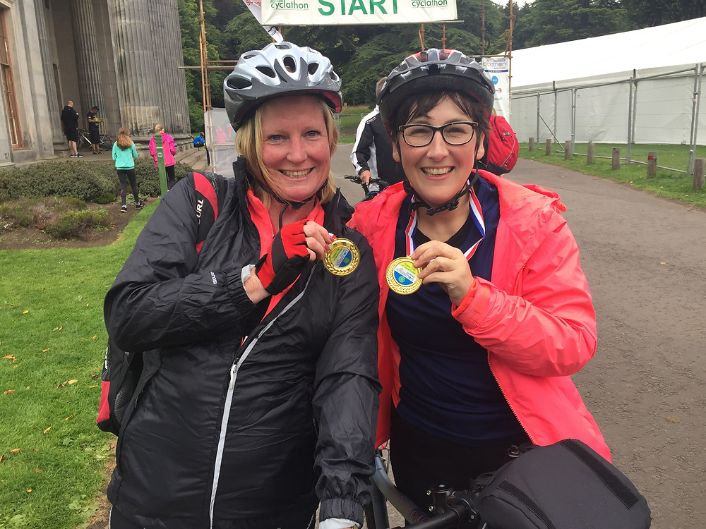 Dundee Rotary Cyclathon - September 2018