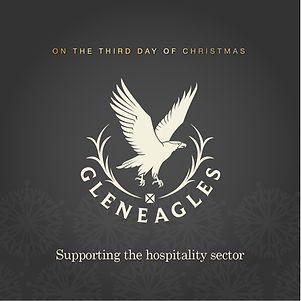 Third day of Christmas - Gleneagles Hotel