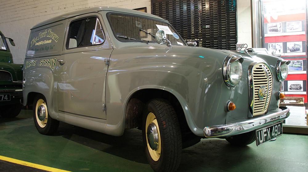 Vintage van