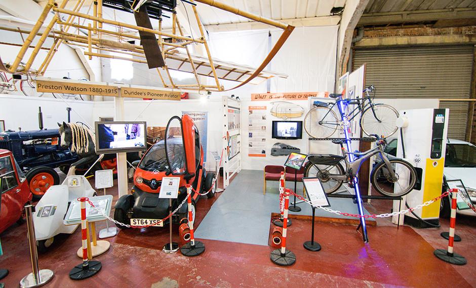 Future of Transport exhibition