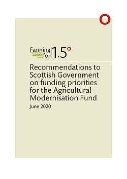 Latest Agricultural Modernisation Fund Report