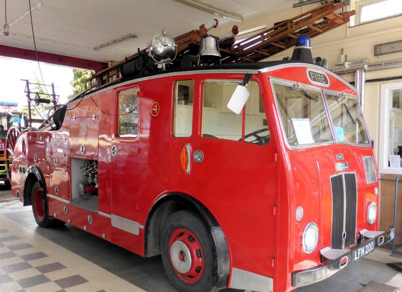Emergency Vehicles Day