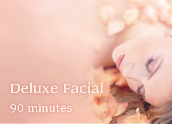 Deluxe Facial - 90 minutes