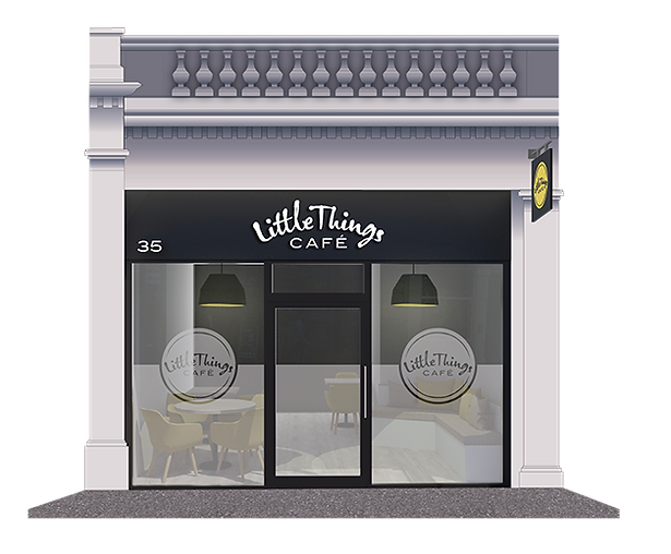 Little Things Cafe, 35 Reform Street, Dundee