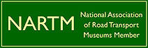 National Association of Road Transport Museums member logo