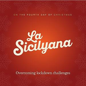 12 days of Christmas - La Sicilyana
