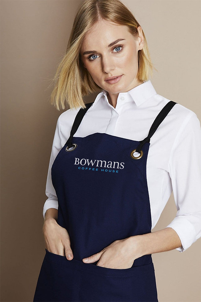 Bowmans branded workwear