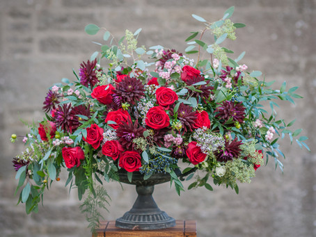 Flowers for your wedding ceremony