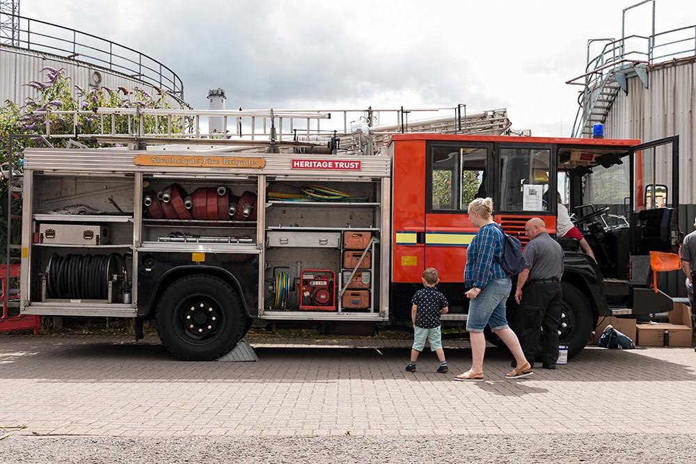 Heritage Trust Fire Engine
