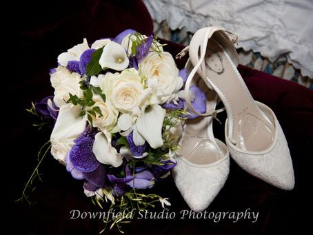 Claire's wedding
