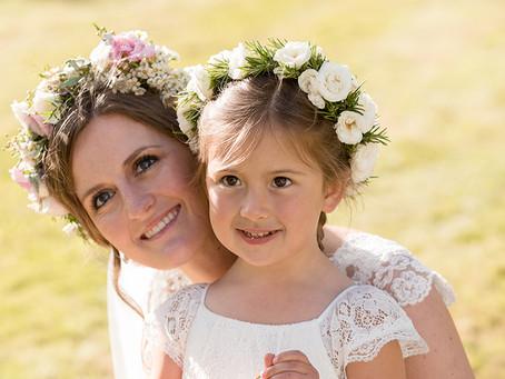 Ellie's wedding