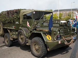 Military Vehicle Day