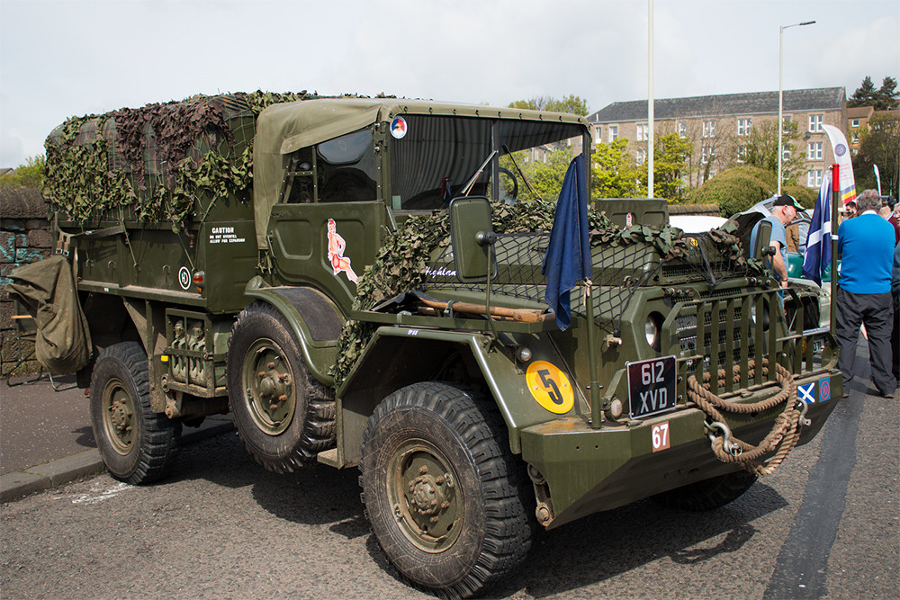 Military Vehicles Day