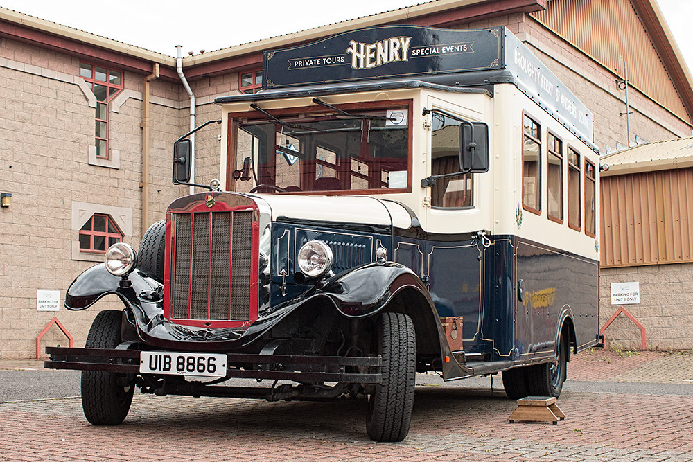 Henry bus