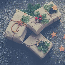 Make your own eco Christmas gifts