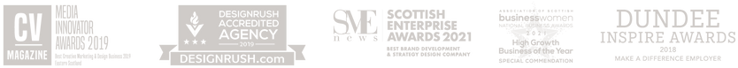 TMH awards logos