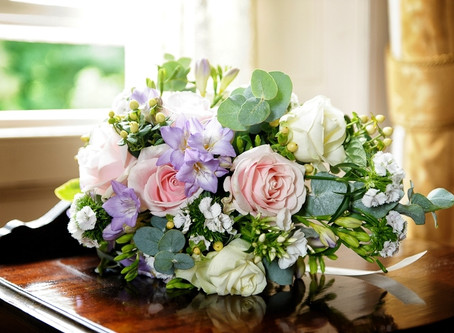 Inspiration for your wedding bouquet