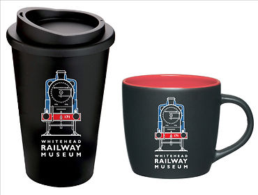 Whitehead Railway Museum merchandise.jpg