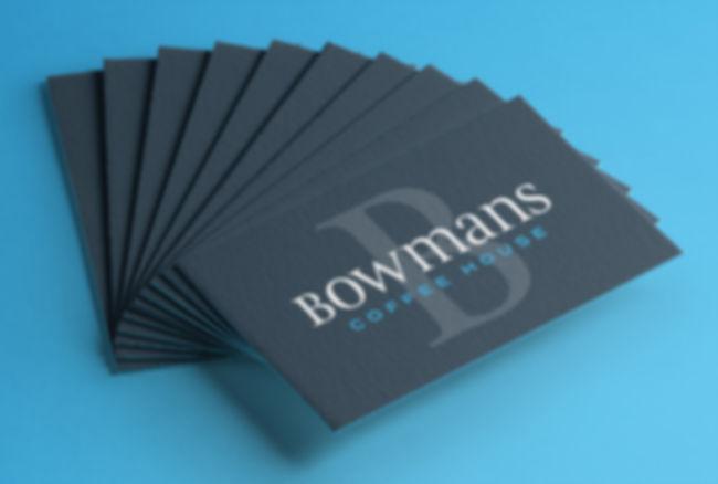 Bowmans loyatly cards