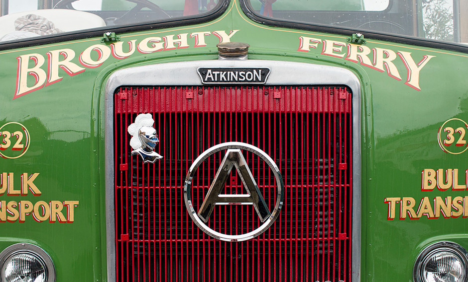 Atkinson badge