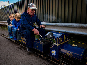 Model and Steam Weekend