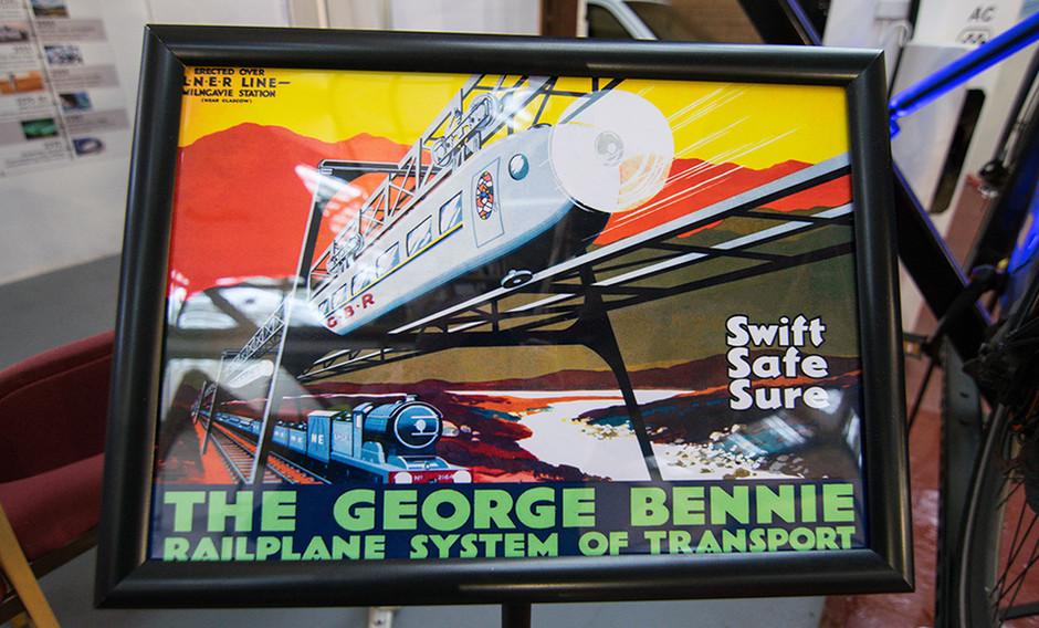 Railplane Poster