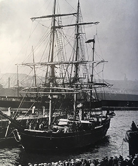 Dundee's Lost Ships