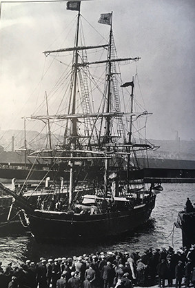 Photograph of SS Active