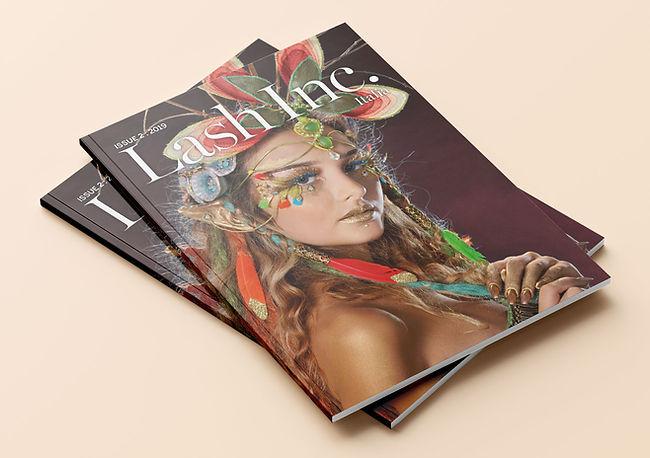 Lash Inc Italia cover