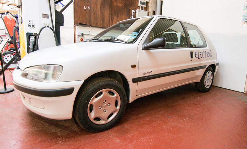 Electric Peugeot