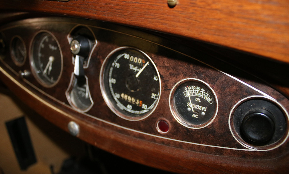 Ford dashboard