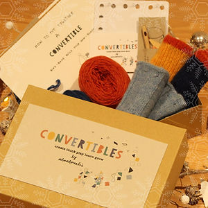 Convertibles craft kit
