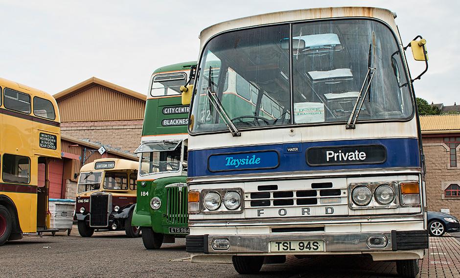 Tayside Bus