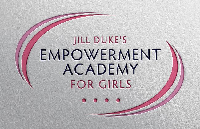 Logo design forJill Duke's Empowerment Academy for Girls