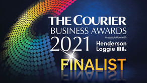 TMH recognised in Courier Business Awards